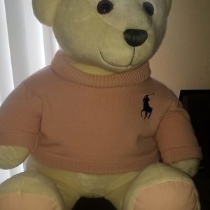 Ralph Lauren teddy bear